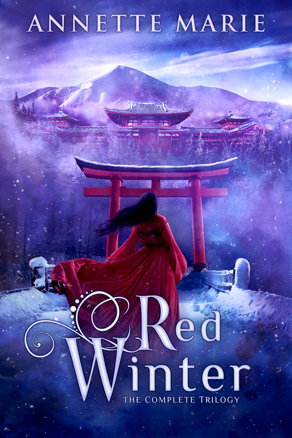 Red Winter: The Complete Trilogy by Annette Marie