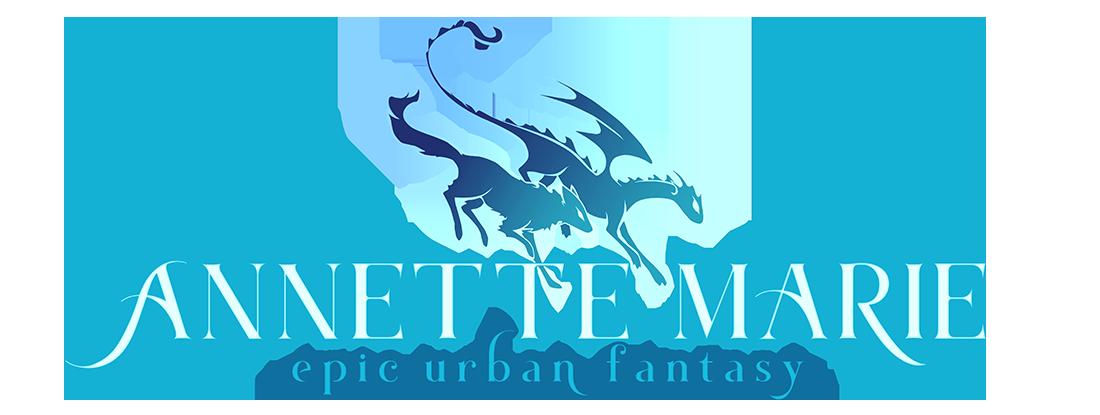 Annette Marie - Epic Urban Fantasy