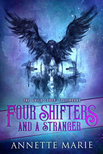 Four Shifters and a Stranger, a short story by Annette Marie
