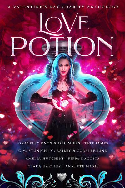 Love Potion - A Valentine's Day Charity Anthology