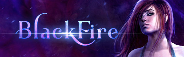 Blackfire: Upcoming fantasy series by Annette Marie