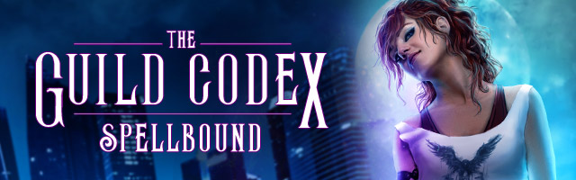The Guild Codex: Spellbound — Urban Fantasy series by Annette Marie