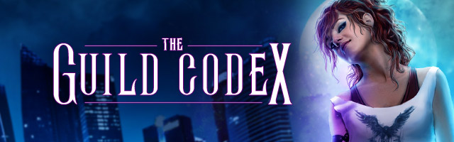 The Guild Codex: Urban Fantasy series by Annette Marie