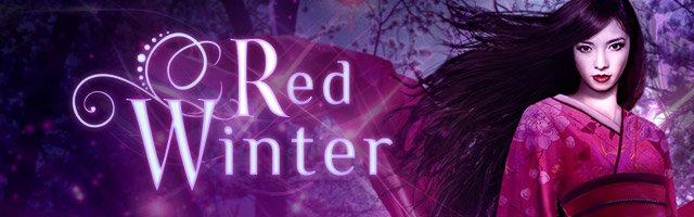 Red Winter: Asian Mythology trilogy by Annette Marie
