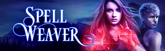 Spell Weaver: Urban Fantasy series by Annette Marie